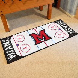 Michigan State Spartans Rink Runner Mat - 29x72