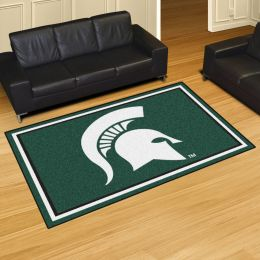 Michigan State University Spartans Area Rug – 5 x 8