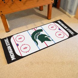 Michigan Wolverines Rink Runner Mat - 29x72