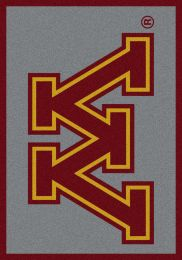 University of Minnesota Golden Gophers Spirit Area Rug