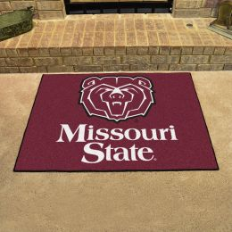 Missouri State University All Star Mat – 34 x 44.5 Red