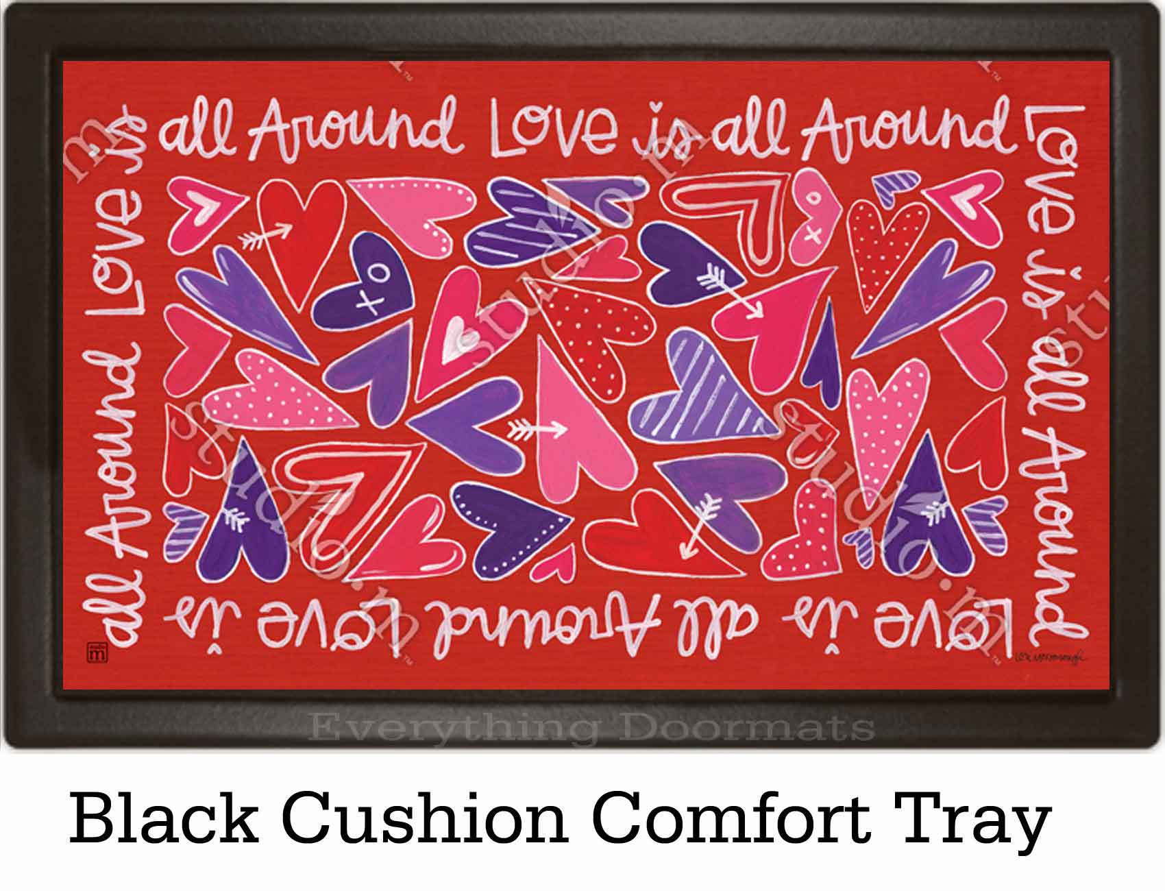 Indoor Amp Outdoor Mix It Up Valentine Matmate Doormat 18x30