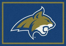Montana State University Nylon Spirit Area Rug