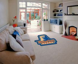 Morgan State University Bears Mascot Area Rug - Nylon