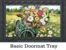Indoor & Outdoor Morning Ride MatMate Doormat-18x30