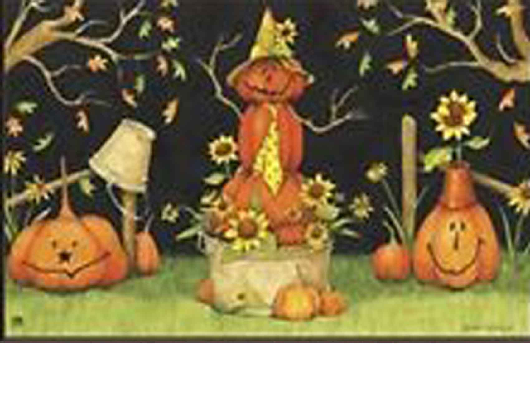 Indoor & Outdoor Mr Scarecrow MatMate Doormat - 18x30