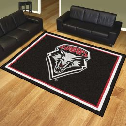 New Mexico University Lobos Area Rug – 8 x 10
