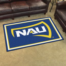 Northern Arizona University Lumberjacks Area Rug - 4' x 6'