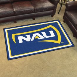 Northern Arizona University Lumberjacks Area Rug – 5' x 8'