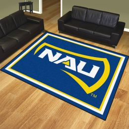 Northern Arizona University Lumberjacks Area Rug – 8' x 10'