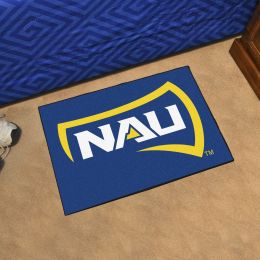 "Northern Arizona Lumberjacks Starter Doormat - 19"" x 30"""