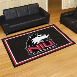 Northern Illinois University Huskies Area Rug – 5 x 8