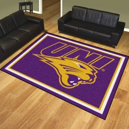 Northern Iowa University Panthers Area Rug – 8 x 10