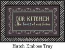Indoor & Outdoor Our Kitchen Insert Doormat - 18x30