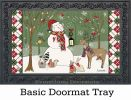 Indoor & Outdoor Party in the Woods MatMate Doormat - 18x30