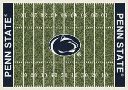 Penn State Nittany Lions Home Field Area Rug - Football Logo