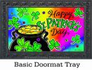 Indoor & Outdoor Pot of Gold Insert Doormat - 18 x 30