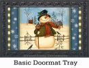 Indoor & Outdoor Prim & Proper Insert Doormat - 18x30