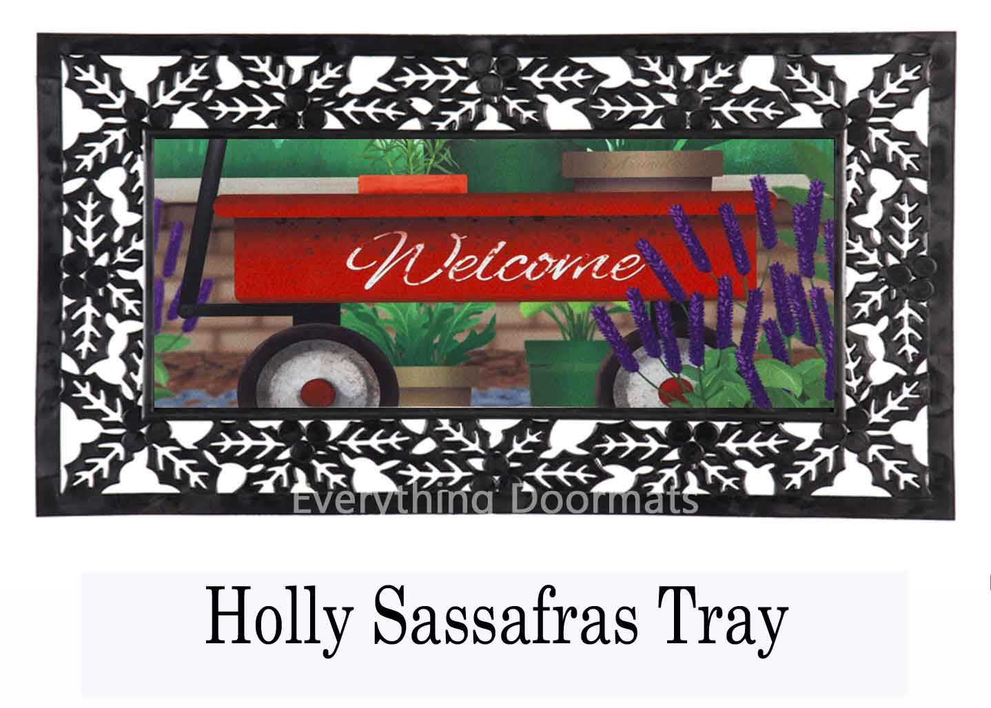 Sassafras Red Wagon Switch Mat 10 X 22 Insert