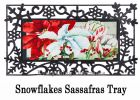 Sassafras Rejoice Switch Doormat - 10 x 22 Insert