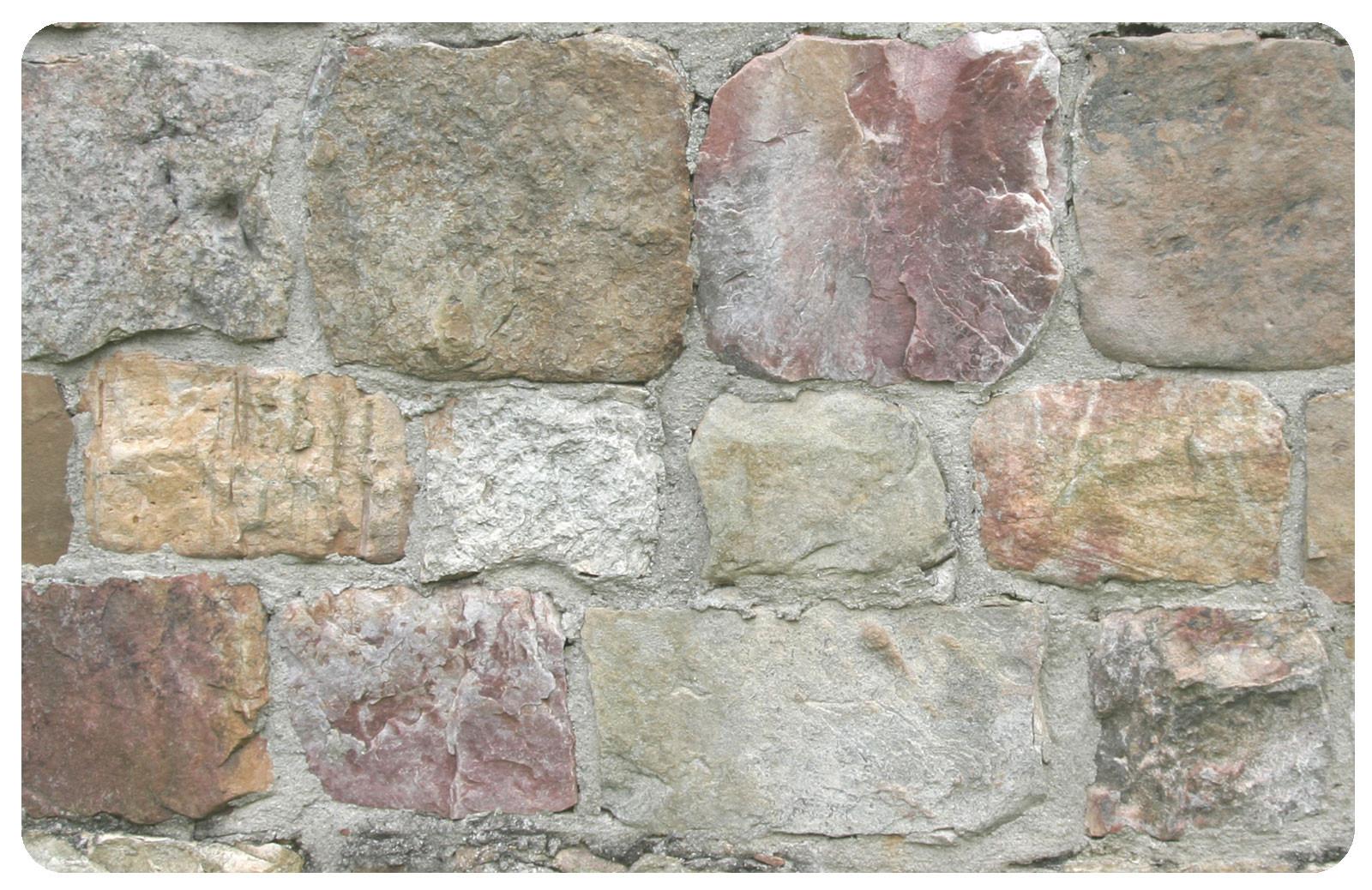 Foflor Rockwall Stone Rug Doormat Runner Area