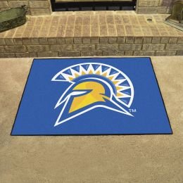 San Jose State University Spartans All Star Mat – 34 x 44.5