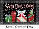 Indoor & Outdoor Santa Approved MatMate Doormat-18x30