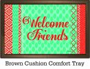 Indoor & Outdoor Santa Cruz Insert Doormat - 18 x 30