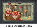 Indoor & Outdoor Screen Door Wreath MatMates Doormat