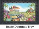 Indoor & Outdoor Signs of Spring MatMates Doormat - 18 x 30