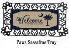 South Carolina Welcome Sassafras Mat - 10 x 22 Insert Doormat
