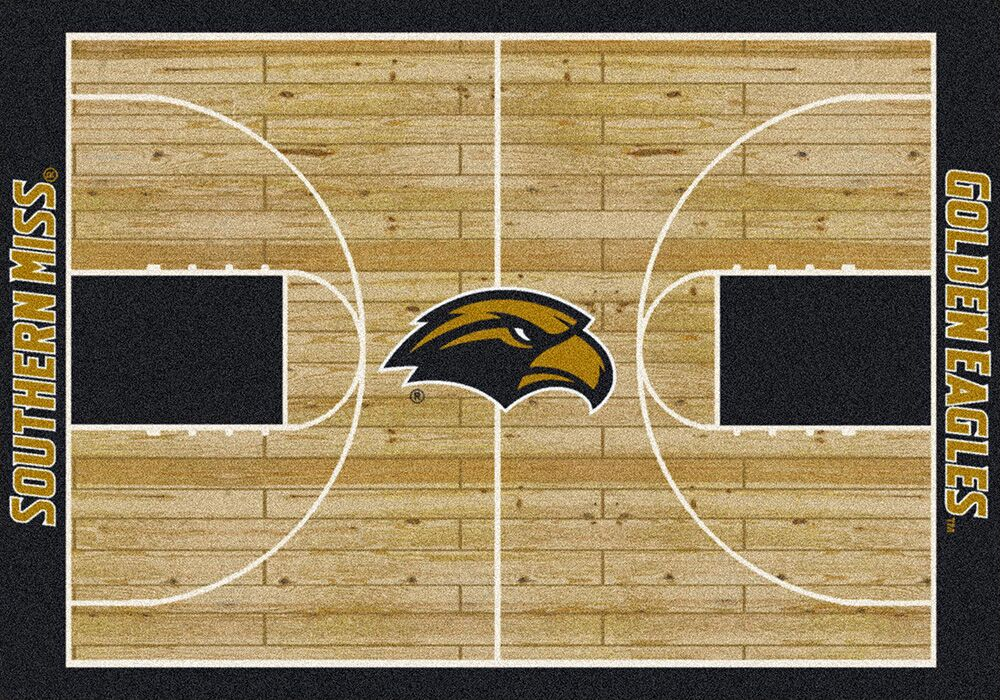 Southern Mississippi Golden Eagles Basketball Home Court