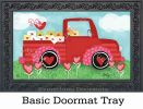 Indoor & Outdoor Special Delivery MatMate Doormat-18x30