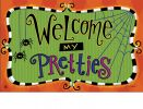 Indoor & Outdoor Spiders & Bats MatMate Doormat - 18x30