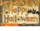 Indoor & Outdoor Spooky Halloween MatMates Doormat