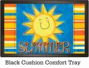 Indoor & Outdoor Summer Sun MatMate Insert Doormat-18x30
