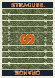Syracuse Orange Home Field Nylon Area Rug