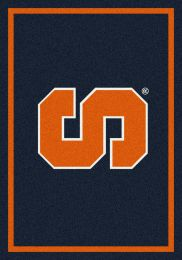 Syracuse University Orange Nylon Spirit Area Rug