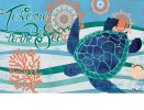 Indoor & Outdoor Take Me to the Sea Insert Doormat