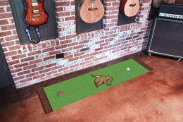 "Texas State University Bobcats Putting Green Mat - 18"" x 72"""