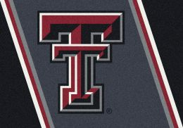 Texas Tech University Nylon Spirit Area Rug