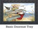 Indoor & Outdoor To the Beach MatMate Doormat-18x30 Name