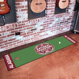 UA 2020-21 Championship Putting Green Mat – 18 x 72