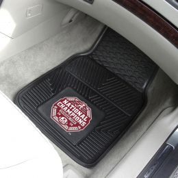 Alabama 2020-21 Championship 2pc Vinyl Car Floor Mats