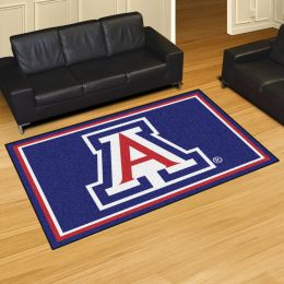University of Arizona Wildcats Area Rug – 5 x 8