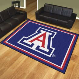 University of Arizona Wildcats Area Rug – Nylon 8' x 10'