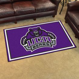 University of Central Arkansas Area Rug - 4' x 6' Nylon