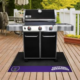University of Central Arkansas Grill Mat - Vinyl 26 x 42