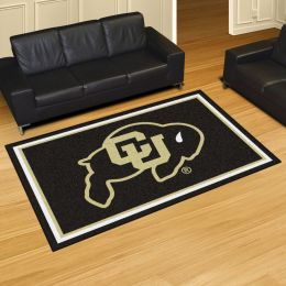 University of Colorado Buffaloes Area Rug – 5 x 8