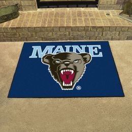 "University of Maine Black Bears All Star Area Mat - 34"" x 44.5"""